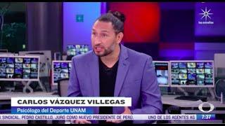 Entrevista caso Simón Bailes noticieros Televisa