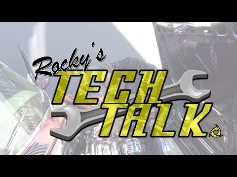 ROCKY'S TECH TALK - COMPRESSION TESTING A 13B ROTARY ENGINE