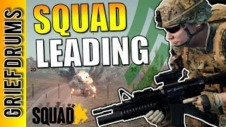How to be a better Squad Leader - Squad Game