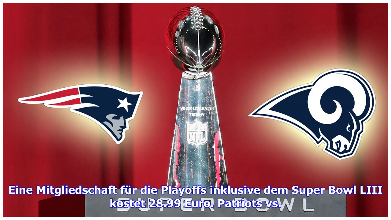 Super Bowl Heute