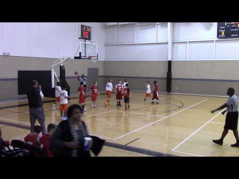 11/02/2014 Cage Session 1 Flint Flight vs. Oakland Elite 1st half