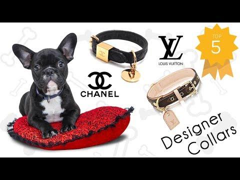 Luxury Designer Dog Collars And Accessories