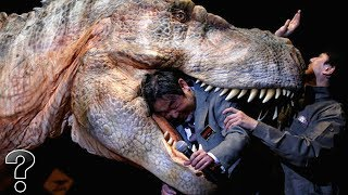 What if Jurassic Park Was Real?