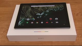 Google Pixel C Unboxing and Impresions