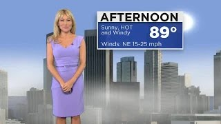 Wake Up Weather With Jackie (April 29)