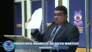 Mauricio Martins pronunciamento 20 03 2019