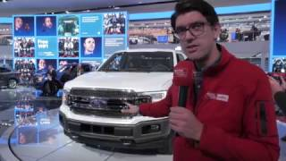 Ford F150 2018 - Detroit Auto Show 2017 | auto motor und sport