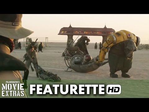 Star Wars: The Force Awakens (2015) Featurette - Shooting In Abu Dhabi