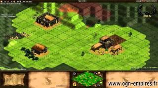 Tutoriel - Age of empires II - Le Drush Transition Archers