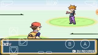 A jornada do bodman em Pokémon fire red#1 ginásio dá pedra