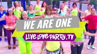 We Are One Ole Ola | Zumba® Fitness with Gail | Li