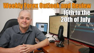 Weekly Forex Review - 16th to the 20th of July