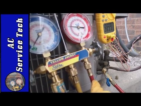 manometer hook up