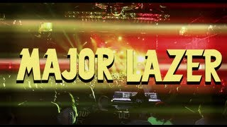 Major Lazer - Jump Around (Remix) HD LIVE from  Boston's House of Blues OFFICIAL VIDEO