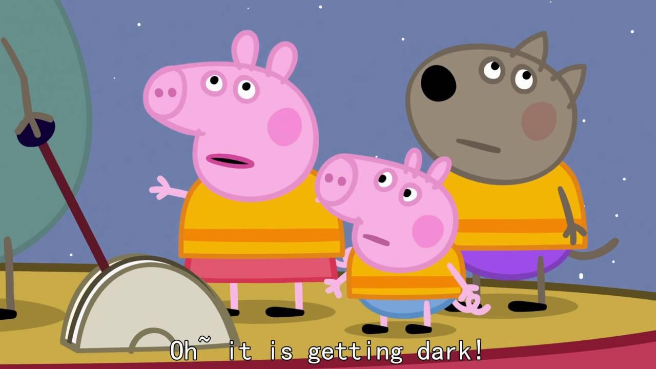 Peppa Pig - Grampy Rabbit's Lighthouse (36 episode / 3 season) [HD]