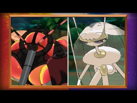 More Ultra Beasts Make Their Debut in Pokémon Sun and Pokémon Moon!