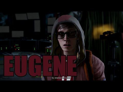 Infamous: Second Son - Eugene Boss Fight