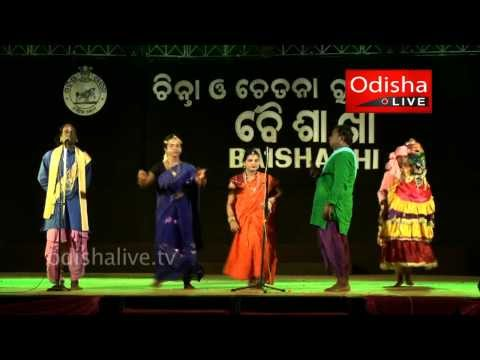 Chaiti Ghoda - Manmohan Samal & Group - Folk Dance Of Odisha