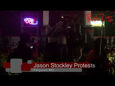 St. Louis Stockley Protests Night 22 - Ferguson PD - RebZ.TV