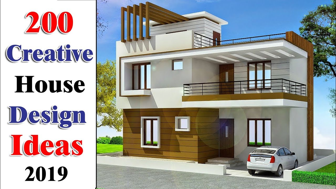 200 House Designs 2019 New House Designs 2019 Creative