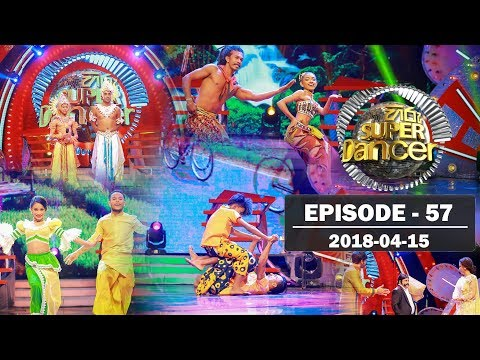 Hiru Super Dancer | Episode 57 | 2018-04-15