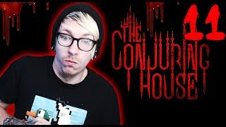 THE DARK OCCULT/ THE CONJURING HOUSE FULL GAMEPLAY 2018 - PART 11 - CROWS EYES
