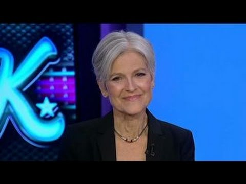 Jill Stein: People have had enough of Clinton and Trump