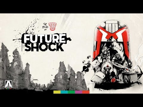 Future Shock: The Story Of 2000AD - The Arrow Video Story