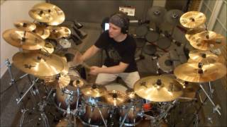Opeth-Nectar Drum Cover