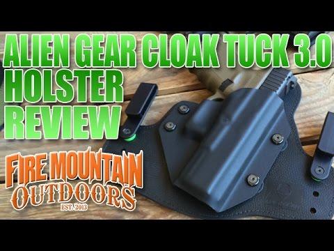 Review: Alien Gear Holsters Cloak Tuck 3 0 IWB Hybrid Holster