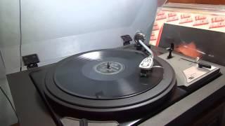 Jailhouse Rock - Elvis Presley (78 rpm Brazilian 1957)