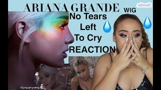 No Tears Left To Cry - Ariana Grande Music Video REACTION - Elise Wheeler