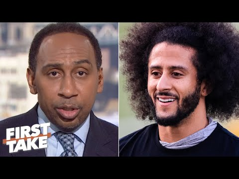 Stephen A. says he won't back down on his Colin Kaepernick criticism despite backlash | First Take