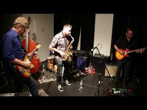 Nels Cline & Crusher Collective - at The Stone, NYC - August 27 2016