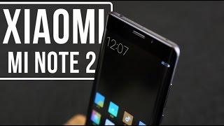 Xiaomi Mi Note 2 - настоящий красавчик и альтернатива огненному Galaxy Note 7