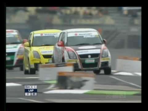 Suzuki Swift Series Race 1 Itm Hamilton 400 Part 1 Of 2 Youtube