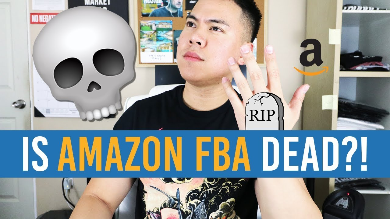 is amazon fba dead