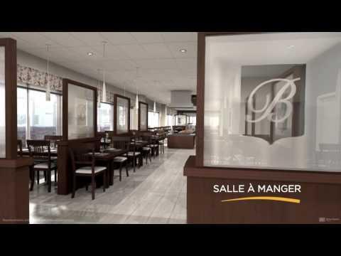 Château Bellevue De Valleyfield - Visite Virtuelle