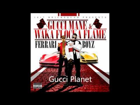 10 Pacman  Gucci Mane & Waka Flocka Flame  FERRARI BOYZ