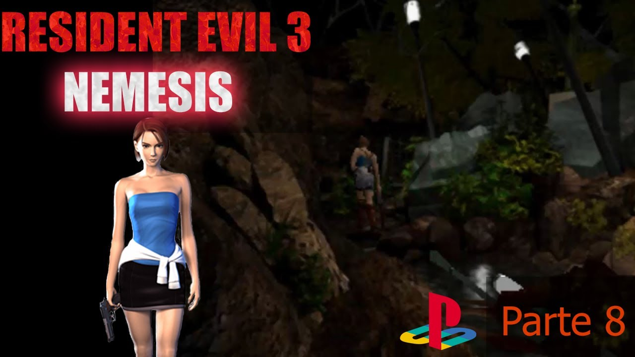 Resident Evil 3 Nemesis Ps1 Gameplay Espanol Parte 8 Youtube