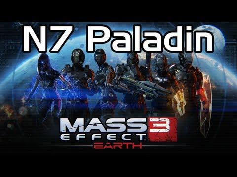 Mass Effect 3 Multiplayer - N7 Paladin Gameplay