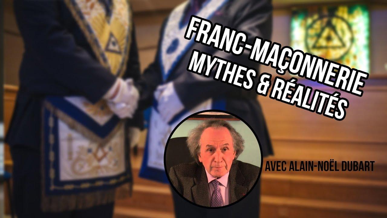 Alain-Noël Dubart, ancien Grand Maitre de la Grande Loge de France