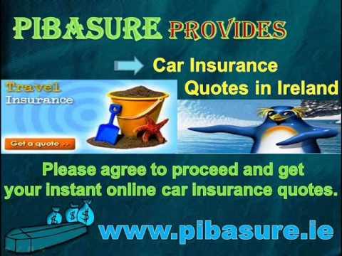 Pibasure : Car Insurance Quotes, Car Insurance Ireland