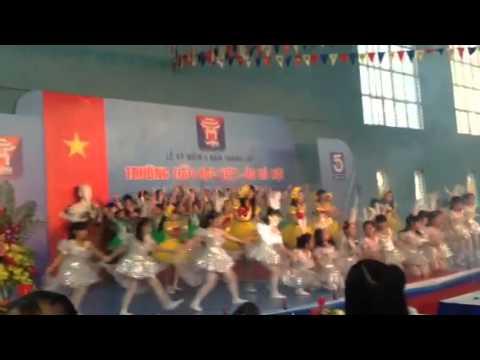 tiếng hát học sinh trường TIểu học Việt Úc