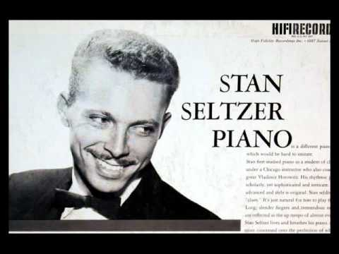 Irving Berlin / Stan Seltzer, 1957: Cheek To Cheek - Red Mitchell, Bass, Frank Hudec, Drums