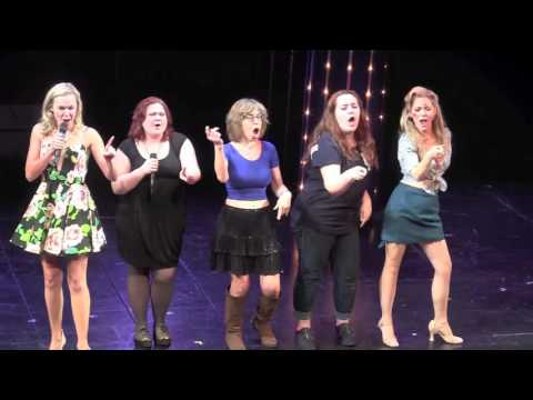 Disaster! Curtain Call: Hairspray cast sings Mama I'm A Big Girl Now for BCEFA