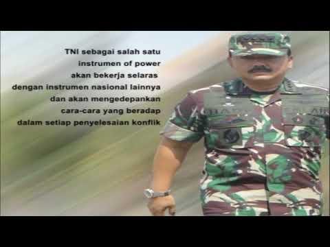 Selamat Jalan Dan Selamat Datang Panglima TNI Ku