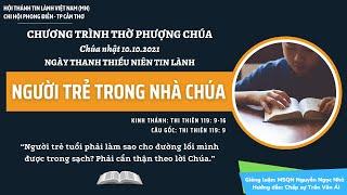 HTTL PHONG ĐIỀN - Chương Trình Thờ Phượng Chúa - 10/10/2021