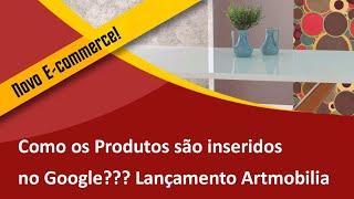 Como os Produtos São Inseridos no Google - Criação de E-commerce em SBS - Samuca Webdesign