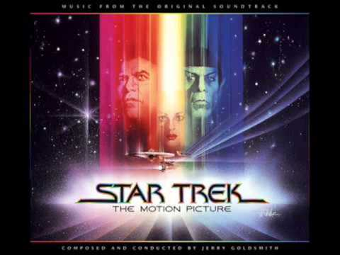 Ilia's Theme (Star Trek - The Motion Picture) piano solo (Jerry Goldsmith)